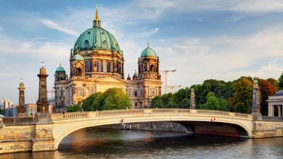 Berlin thủ đô nước Đức