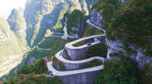Thiên Môn Sơn nơi dành cho những trái tim đam mê chịnh phục