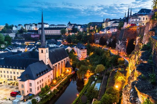 Hãy một lần du lịch Luxembourg để cùng khám phá