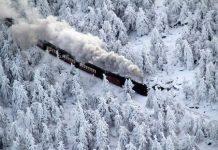 tour Đức mùa đông trên nước Đức